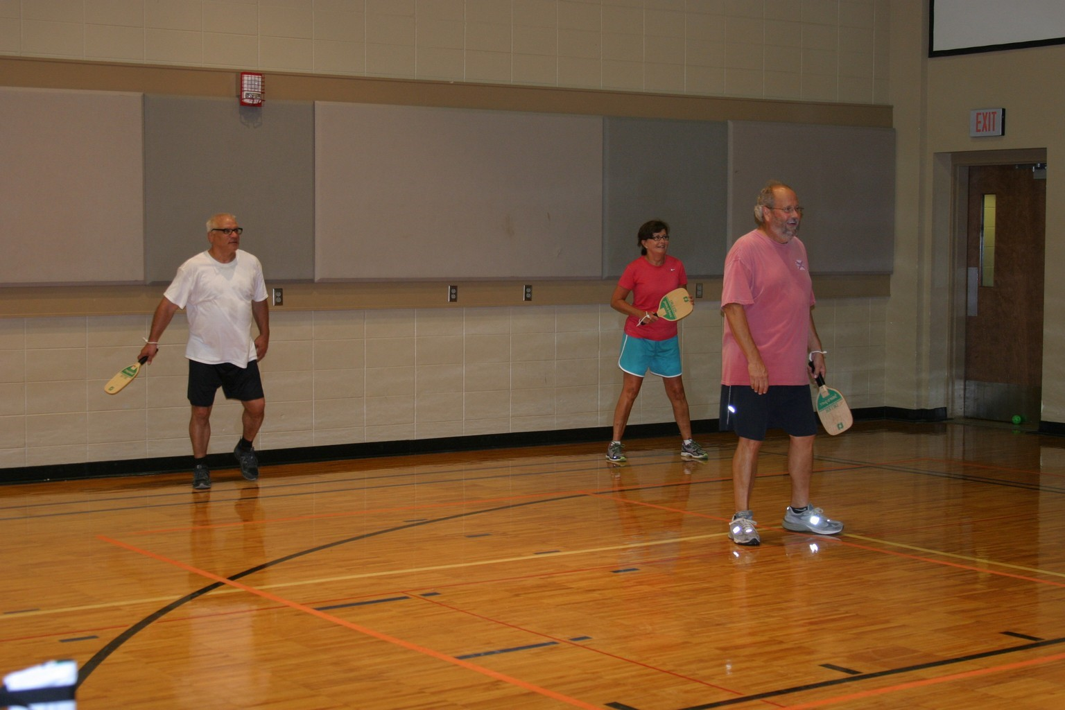 trussville pickleball, birmingham pickleball, pickleball, family pickleball, first baptist church trussville, trussville, alabama