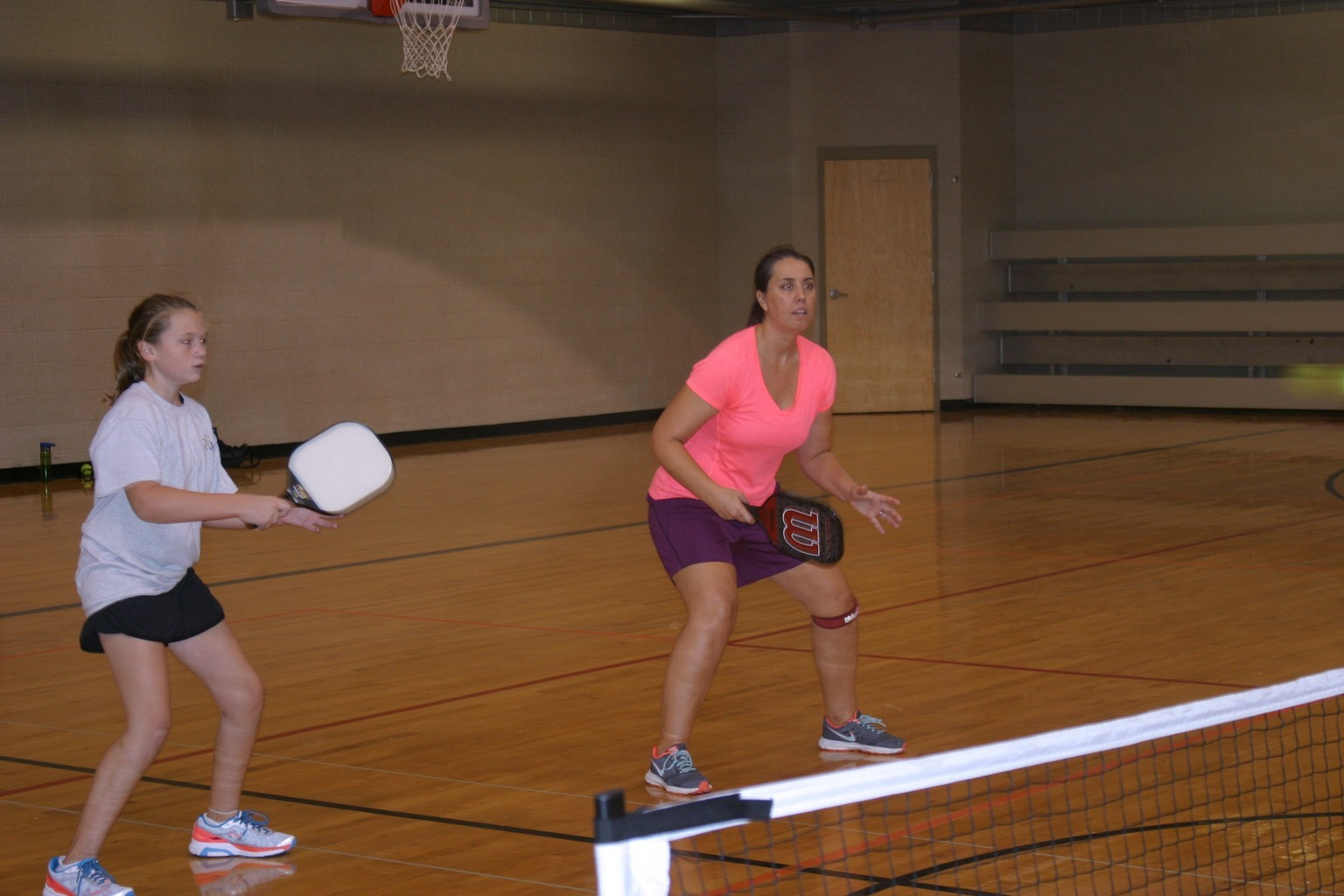 trussville pickleball, birmingham pickleball, pickleball, family pickleball, crosspoint church, crosspoint church pickleball, trussville, pickleball demonstration