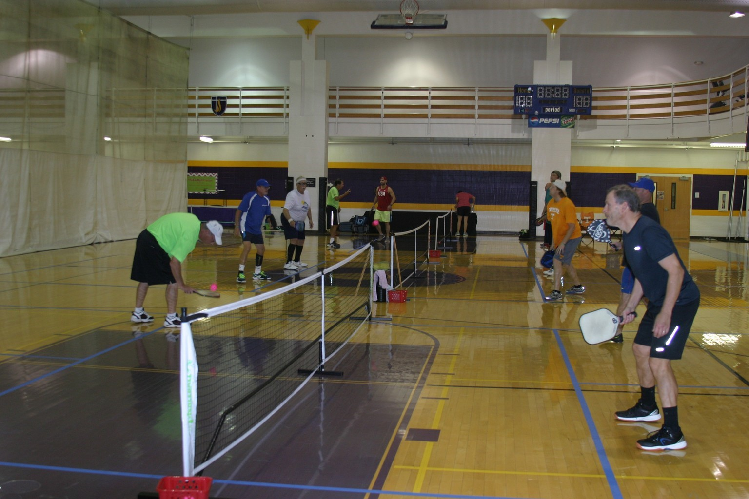 2016 Labor Day Tournament, Nashville, TN, trussville pickleball