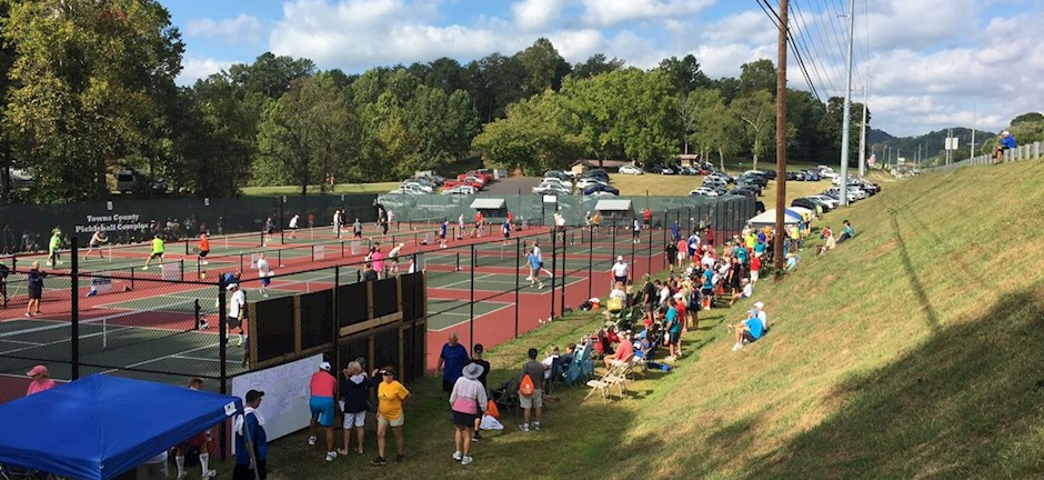 2016 GA Mountain Pickleball Fall Classic