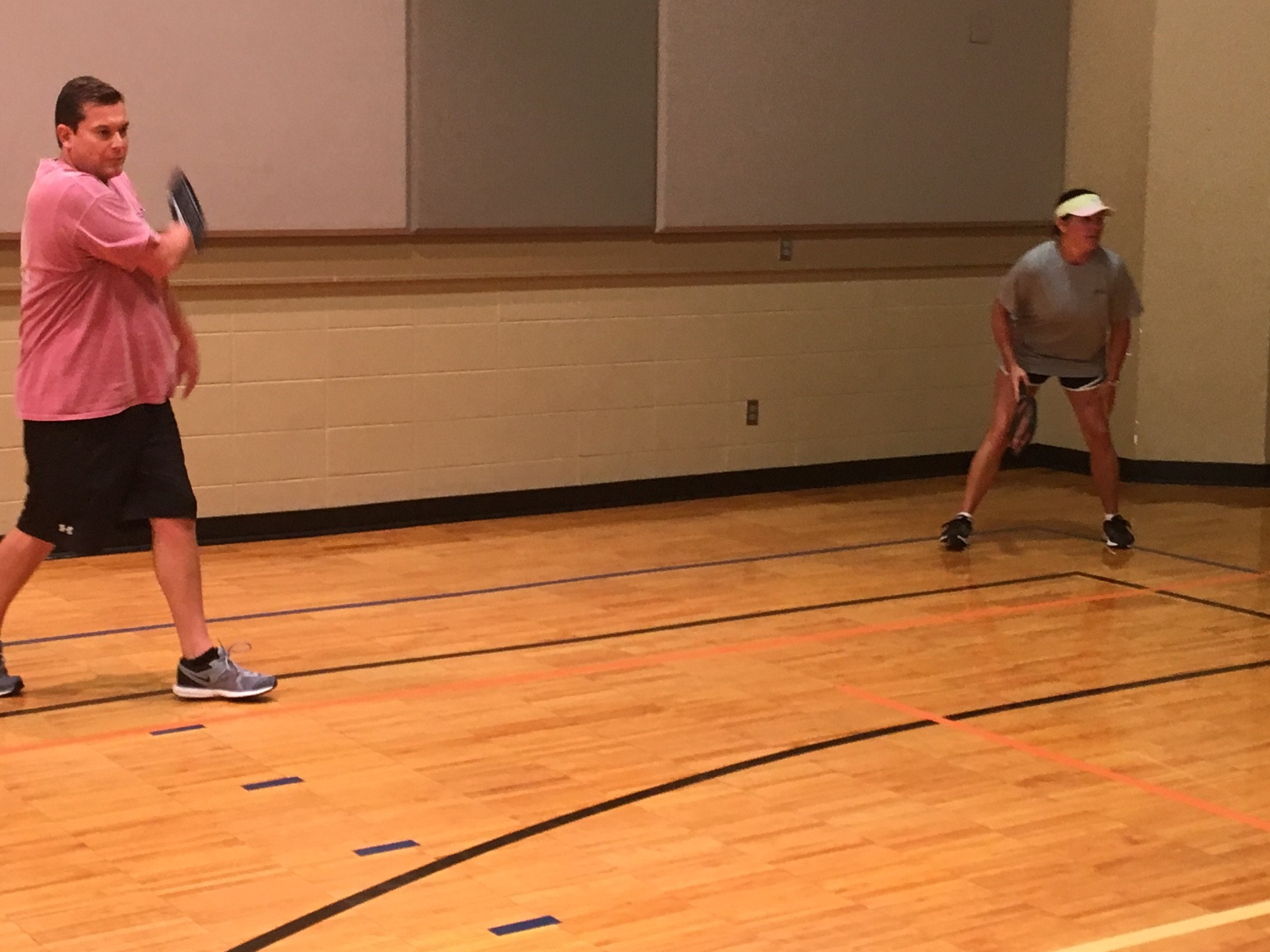 trussville pickleball, birmingham pickleball, pickleball, family pickleball, first baptist church trussville, trussville